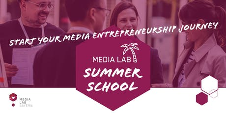 Media Lab Summer School Tickets