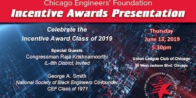 Chicago Engineers' Foundation Incentive Award Celebration