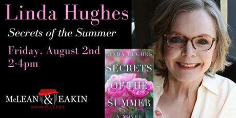 Linda Hughes Book Signing tickets