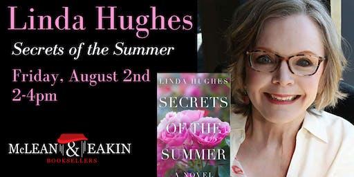 Linda Hughes Book Signing