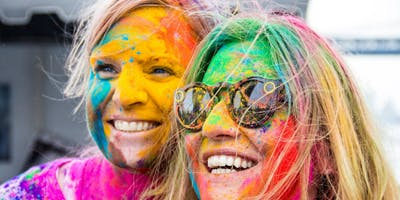 HOLI IN THE CITY : Sat March 14th - NYC's Biggest Festival of Colors Party