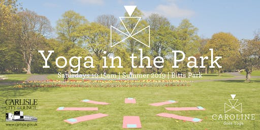 Yoga in the Park - Carlisle