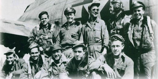MESS NIGHT AT THE MUSEUM: STEADFAST AND TRUE - THE STORY OF THE B-17 BOMBER CALLED MISS GREEN BAY