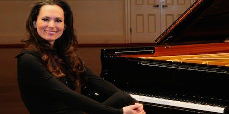 22 e 23 giugno , 2019 - Dalia Lazar - Schumann e Chopin biglietti