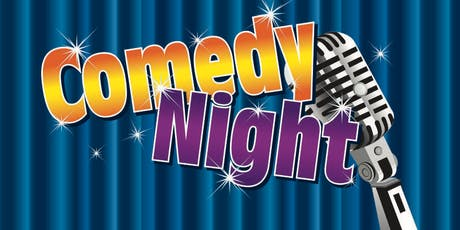 Comedy Night - with two course meal tickets