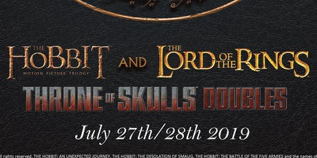 Middle-earth™ Throne of Skulls Doubles tickets