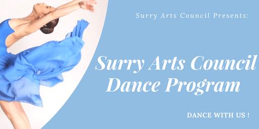SAC Dance Program- Summer Dance Intensive