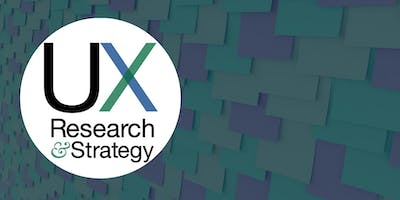 Inaugural UX Research and Strategy meetup