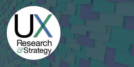 June UX Research and Strategy: Know your Business, Know your Users tickets
