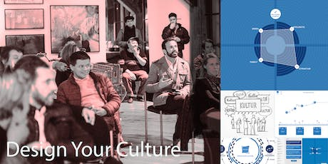 DESIGN YOUR CULTURE Tickets