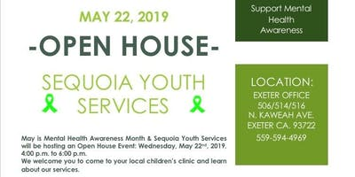 Sequoia Youth Services-Open House