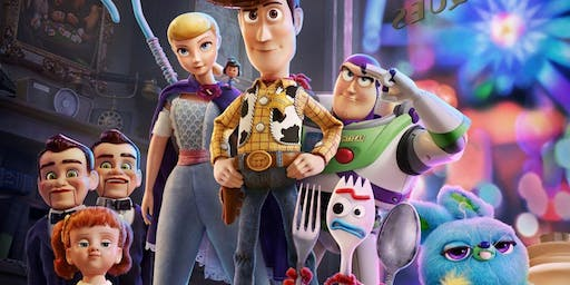 Watch Toy Story 4 with Your Friends at Mary Cay Koen Orthodontics!