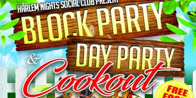 Pre-Memorial Day Block Party