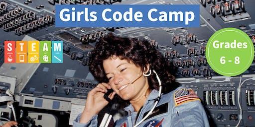 Girls Code Camp