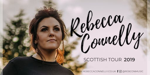 Gig in the Forest - Rebecca Connelly Scottish Tour