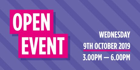 University Centre Rotherham Open Event tickets
