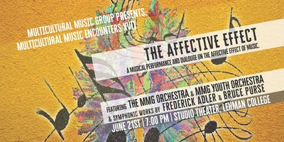 The Affective Effect— a special musical performance and dialogue