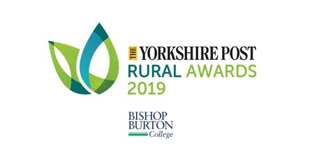 Yorkshire Post Rural Awards 2019 tickets