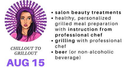 Chillout to Grillout on August 15 tickets