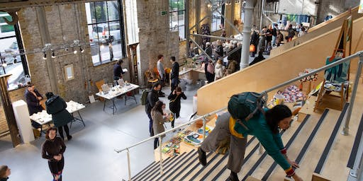 Craft Central Maker's Market at The Forge