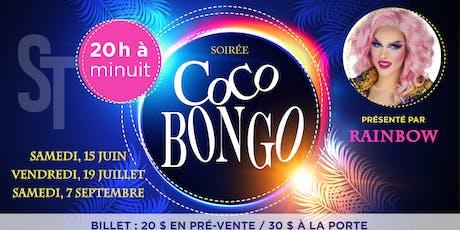 Soirée Coco Bongo signé St-Tropez billets