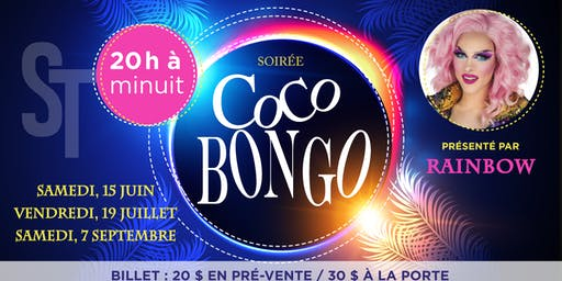Soirée Coco Bongo signé St-Tropez