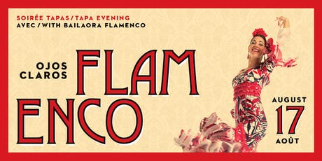 Ojos Claros Flamenco tickets