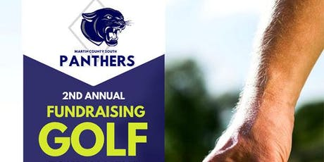 2nd annual Martin County South Panthers golf tournament tickets