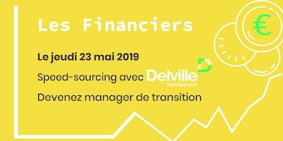 Les Financiers - Speed-sourcing Delville Managem