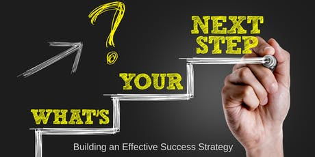 Building an Effective Success Strategy tickets