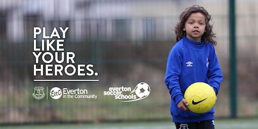 Everton Soccer Schools - Denbigh