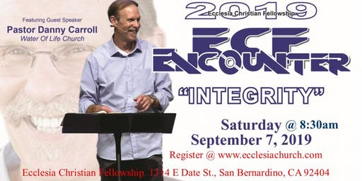 2019 ECF Encounter - Integrity