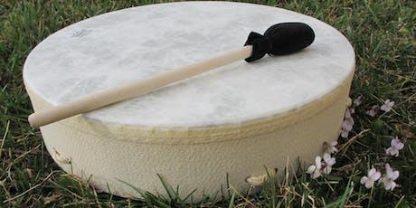 Reiki Drumming Course tickets