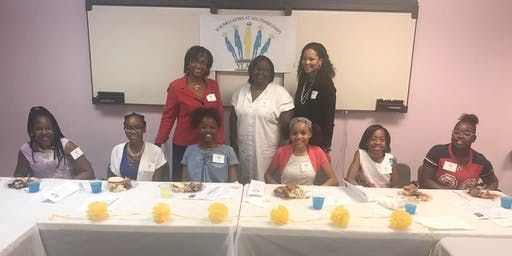 2nd Annual Young Ladies at All Times Sundresses & Hats Luncheon