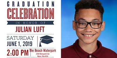 Julian's Graduation and Birthday Celebration