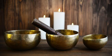 Sound Healing with Yoga Nidra and Meditation tickets