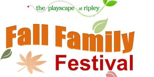 2019 Fall Family Festival
