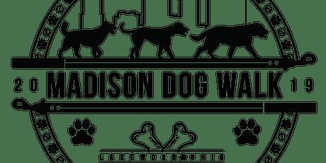 Madison Dog Walk '19 tickets