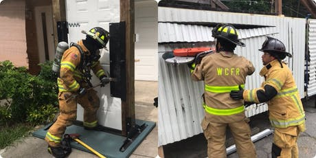ECFT Forcible Entry Class tickets