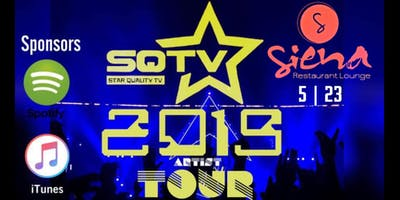 SQTV Artist Tour 2019