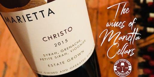 The Wines of Marietta Cellars