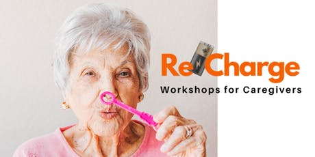 ReCharge.  Training for Caregivers - Brossard tickets
