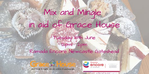 Mix and Mingle for Grace House