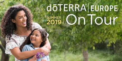 dōTERRA Summer Tour 2019 - Budapest