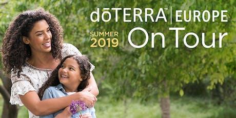 dōTERRA Summer Tour 2019 - Harrogate tickets