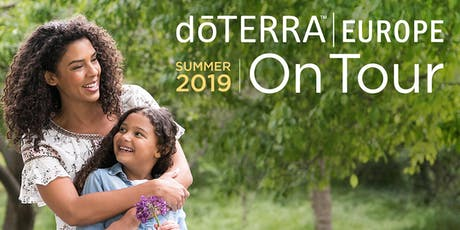 dōTERRA Summer Tour 2019 - Belfast tickets