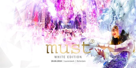 MUST white in de Laurenskerk tickets