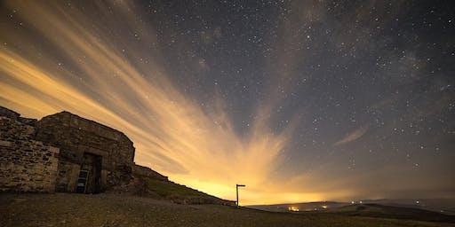 Jubilee Tower Stargazing / Gwylio'r Sêr wrth D ˆwr y Jiwbilî