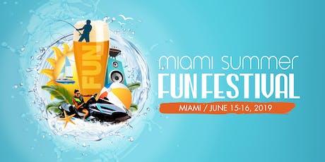 Miami Summer Fun Festival tickets