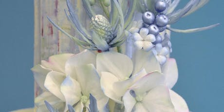 Hydrangea, Sea Holly, Buds & Berries - Wired Sugarcraft Flowers tickets